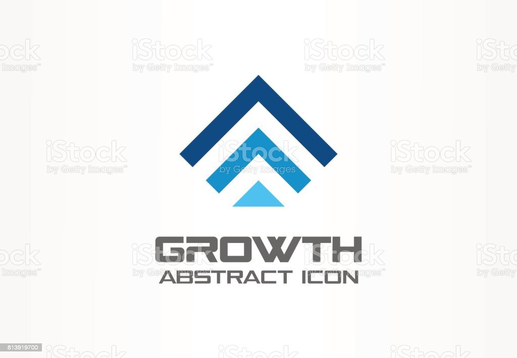 Abstract Idea For Business Company Technology Industrial Market