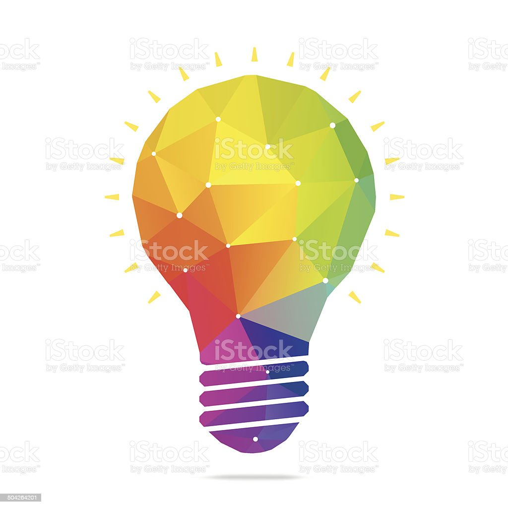 Abstract Idea vector art illustration