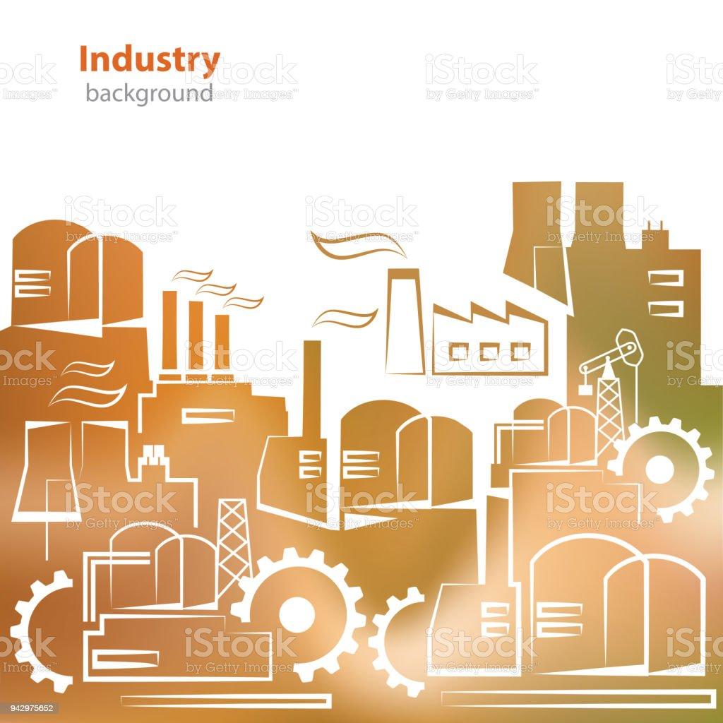 Environnement Pollution Rpublique Tchque Affaires Btiment Industriel Vierge
