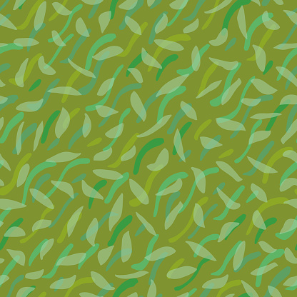Abstract Lawn Flooring Vector Pepeat Background.