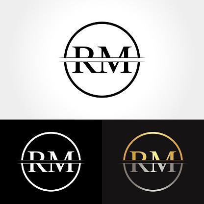 abstract letter rm logo design vector template rm letter logo design stock illustration download image now istock abstract letter rm logo design vector template rm letter logo design stock illustration download image now istock