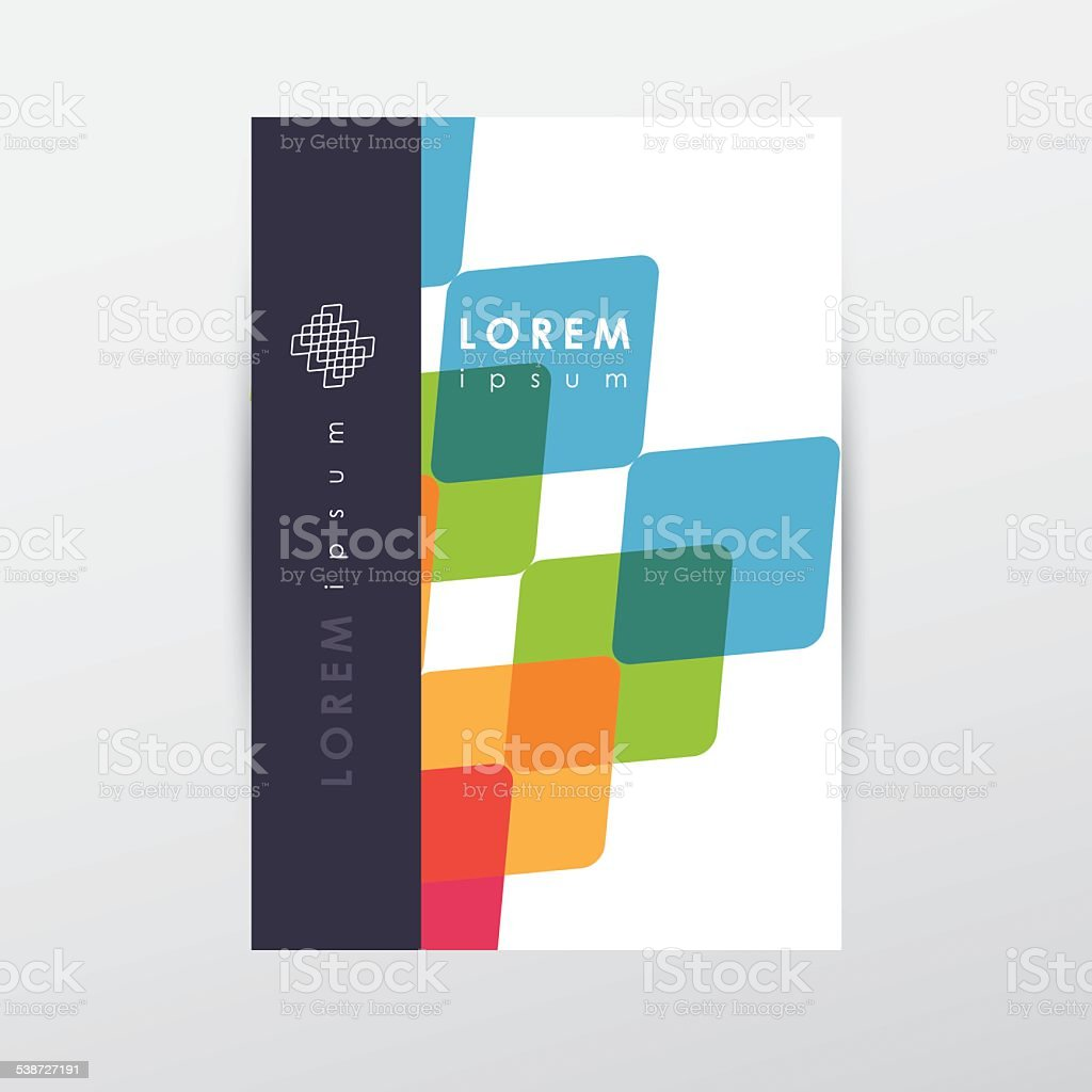 Abstract letterhead cover document template colorful overlapping abstract letterhead cover document template colorful overlapping squares royalty free abstract letterhead cover document spiritdancerdesigns Choice Image