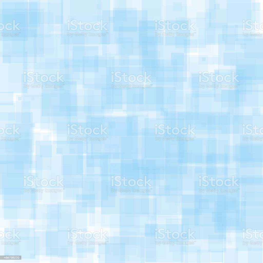 Abstract light blue background vector art illustration
