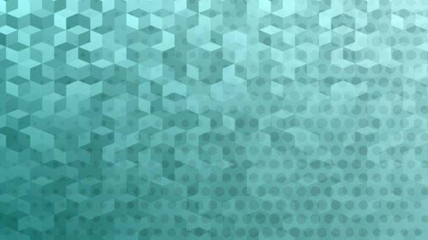 Abstract light blue background vector art illustration