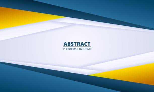 абстрактный световой диагональный фон с цветными градиентными бумажными линиями. - abstract background stock illustrations