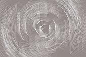 Wave Pattern, Data, Circle, Pattern, Technology