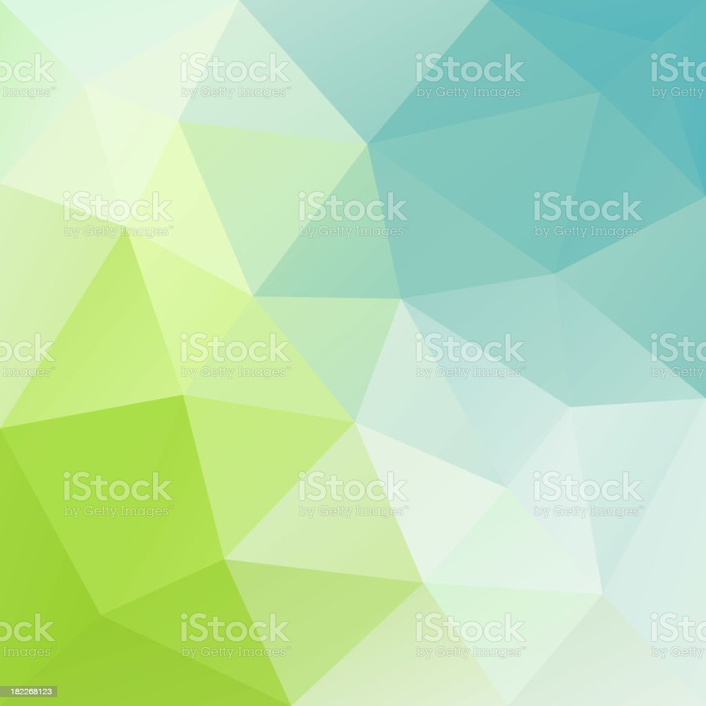 Abstract light natural illustration vector art illustration