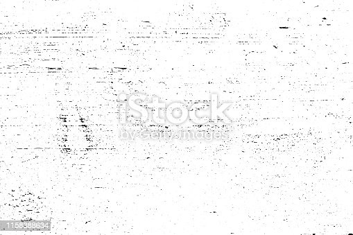istock Abstract light subtle grunge background. Vector texture, painted wall. 1158388634