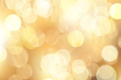 Abstract light blur and bokeh effect background. Vector defocused sun shine or sparkling lights and glittering glow for festival or white celebration background template