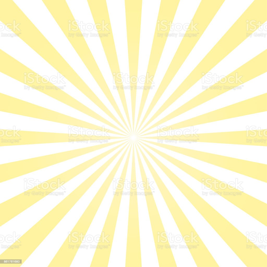 Sun rays background vector