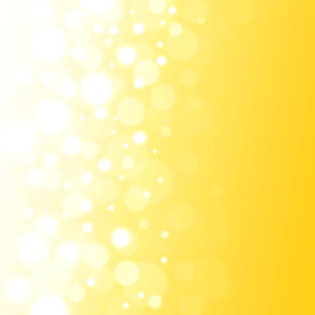 bildbanksillustrationer, clip art samt tecknat material och ikoner med abstrakta ljus bakgrund - gul bakgrund