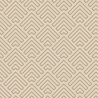Abstract Line Arrows Pattern, vector