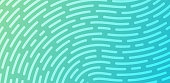 Line flow abstract modern fingerprint line background.