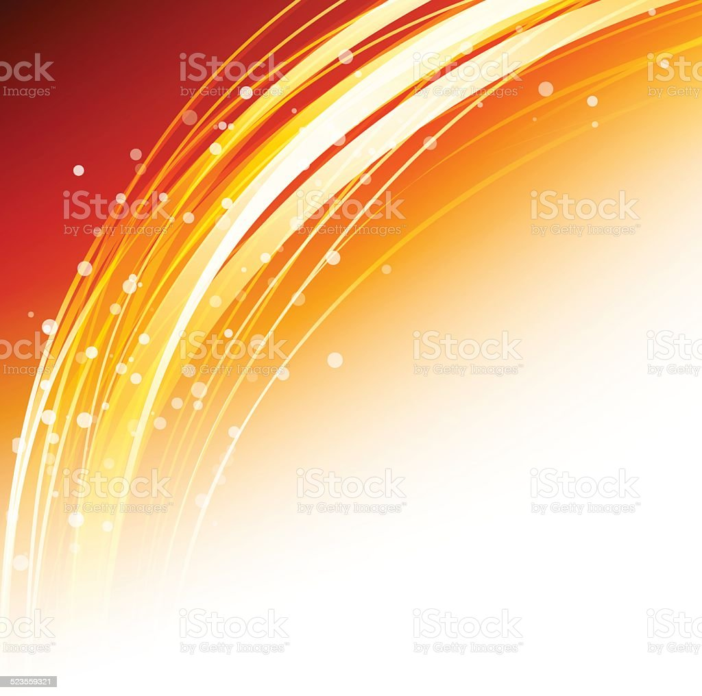 Abstract lined background vector art illustration