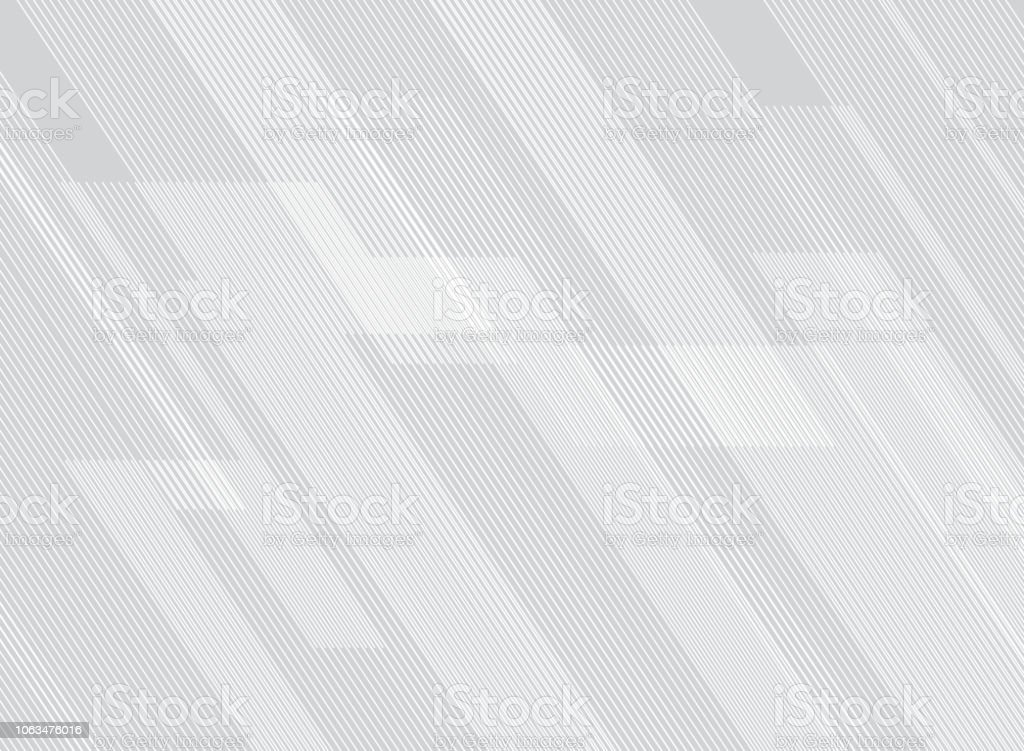 Abstract lines pattern technology on white gradients background. royalty-free abstract lines pattern technology on white gradients background stock illustration - download image now