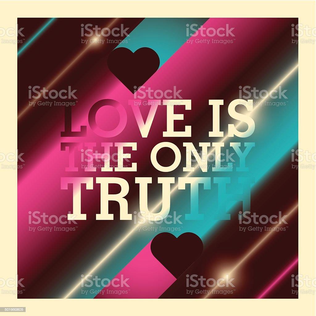 Abstrait Amour Fond Avec Texte Vecteurs Libres De Droits Et