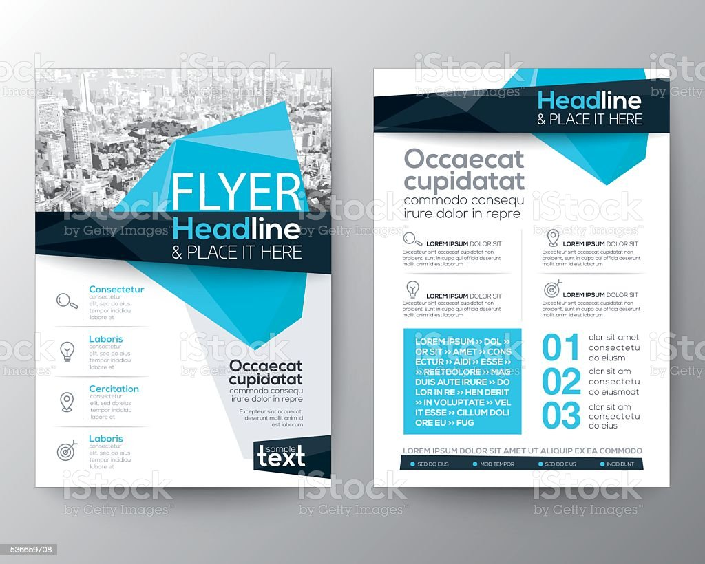 Abstract low polygon background for Poster Brochure Flyer design