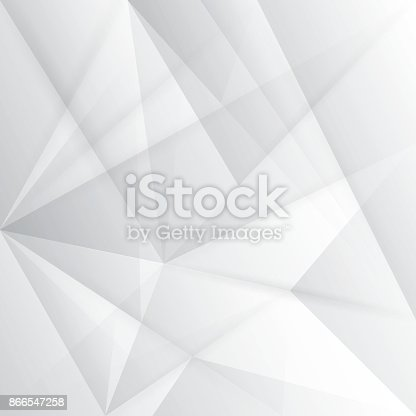 istock Abstract Lowpoly vector background. Template for style design. Vector illustration 866547258