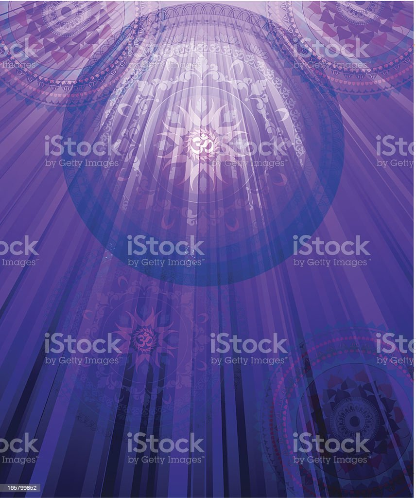 Abstract Mandala Design royalty-free abstract mandala design stock vector art & more images of backgrounds