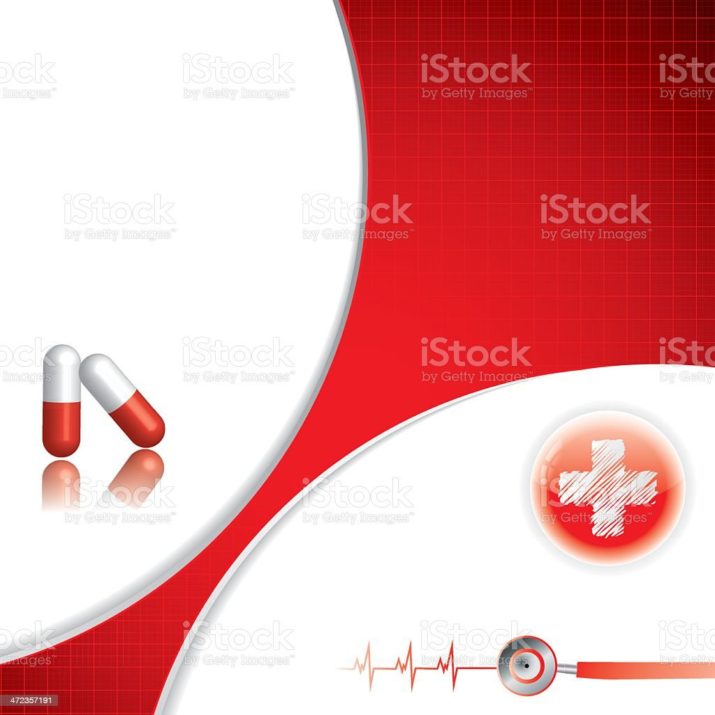 Abstract medical background royalty-free abstract medical background stock vector art & more images of capsule
