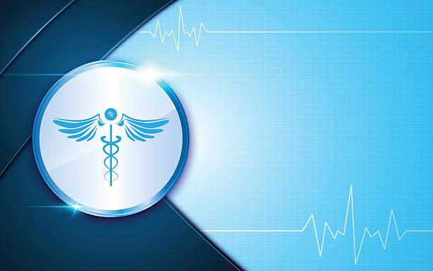 abstract medical pharmacy medicine innovation concept background – Vektorgrafik