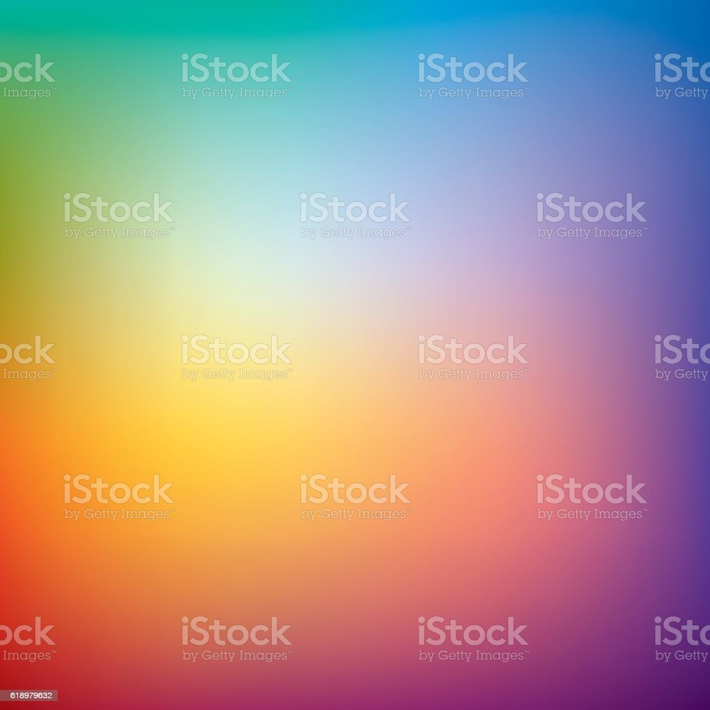 Abstract mesh background, multicolor gradient, rainbow vector art illustration