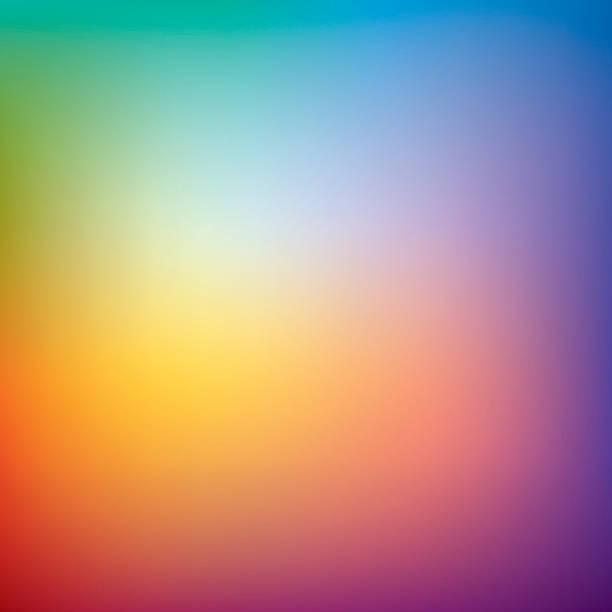 bildbanksillustrationer, clip art samt tecknat material och ikoner med abstract mesh background, multicolor gradient, rainbow - spektrum