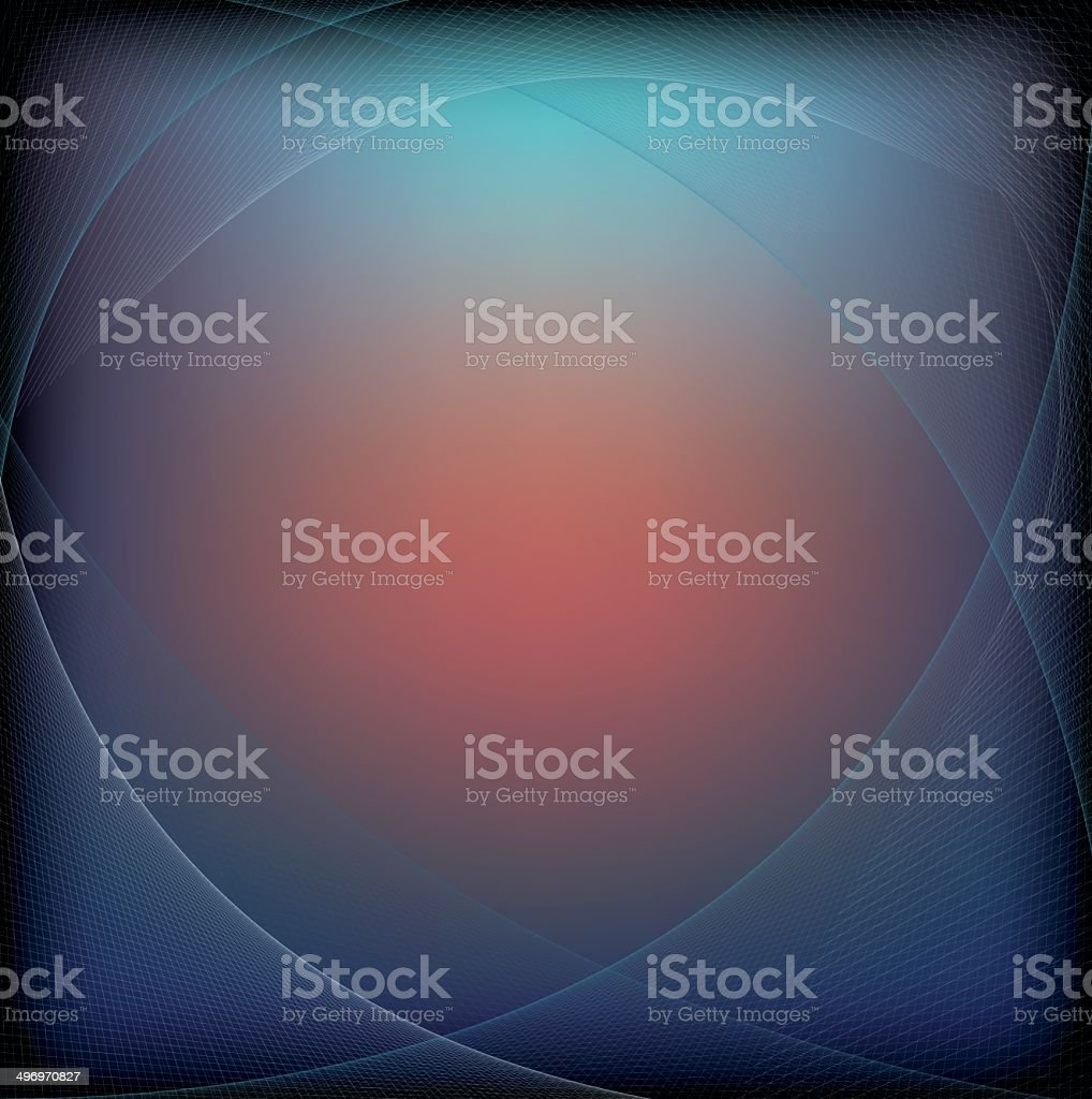 abstract mesh background royalty-free stock vector art