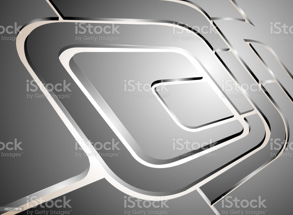 Abstract metal royalty-free abstract metal stock vector art & more images of abstract