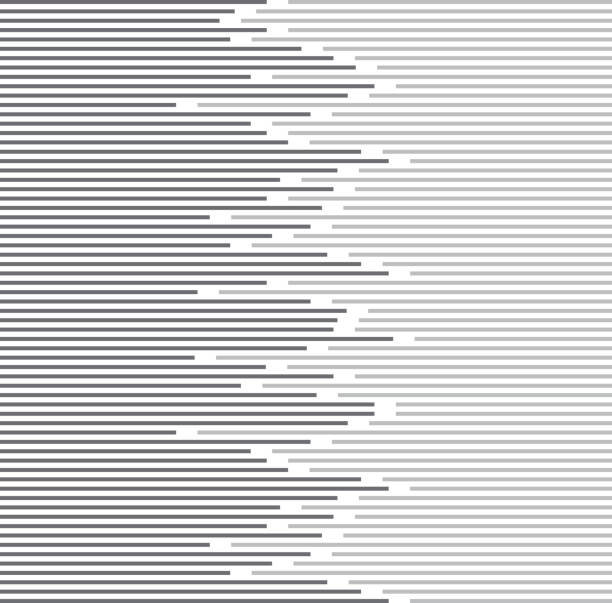 abstract minimal design stripe and Line Pattern. vector black and white abstract minimal design stripe and Line Pattern. vector black and white Texture. repeater tower stock illustrations