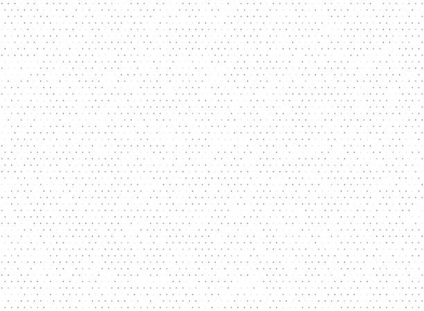 abstract minimal klein grau dot pattern decoration background. illustration vektor eps10 - spärlichkeit stock-grafiken, -clipart, -cartoons und -symbole