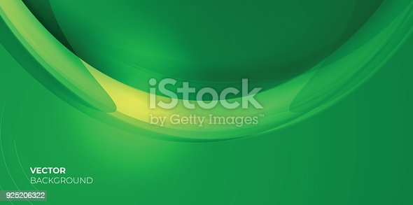 istock Abstract modern blue light art background 925206322