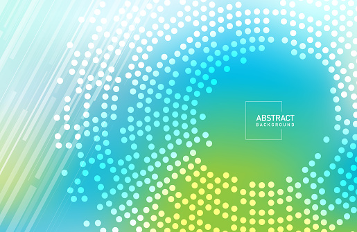 Abstract modern colored minimal background