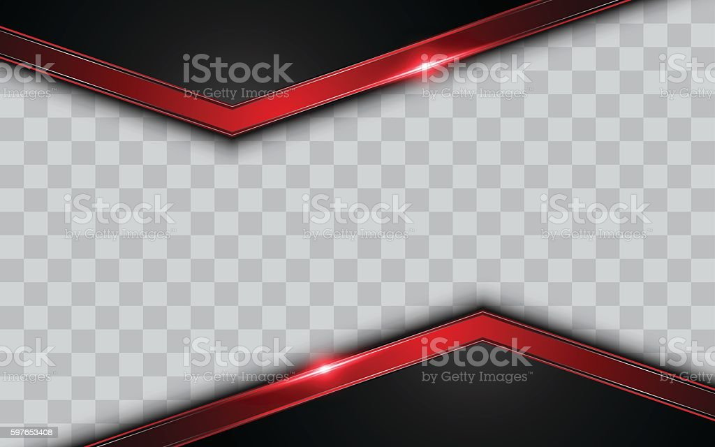 abstract modern metallic silver frame template background – Vektorgrafik