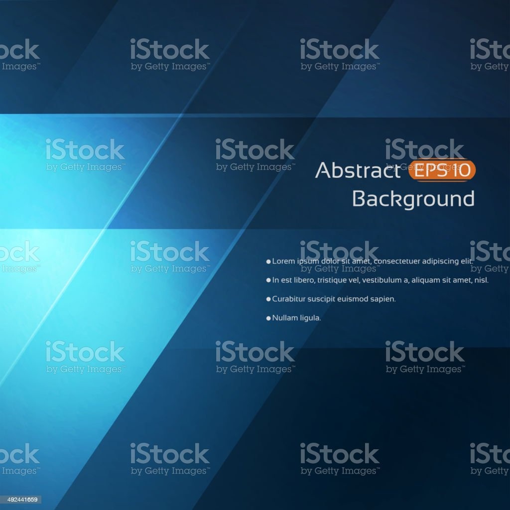 Abstract modern mosaic background vector art illustration