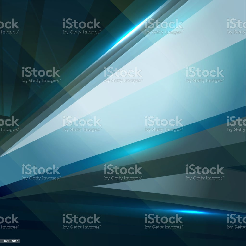 Abstract modern shiny lines background vector art illustration