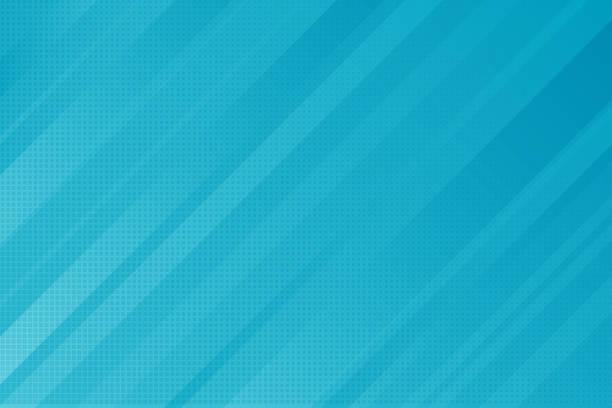 Abstract Modern Stripes Lines blue Gradient. Vector Business Background – Vektorgrafik