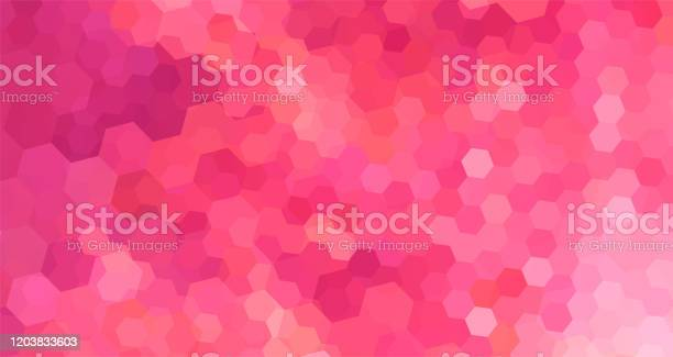 Abstract mosaic backdrop pink color with hexagons vector id1203833603?b=1&k=6&m=1203833603&s=612x612&h=je8xb0yro 3xltazbyg9jxazslhaph y916mbwthdga=