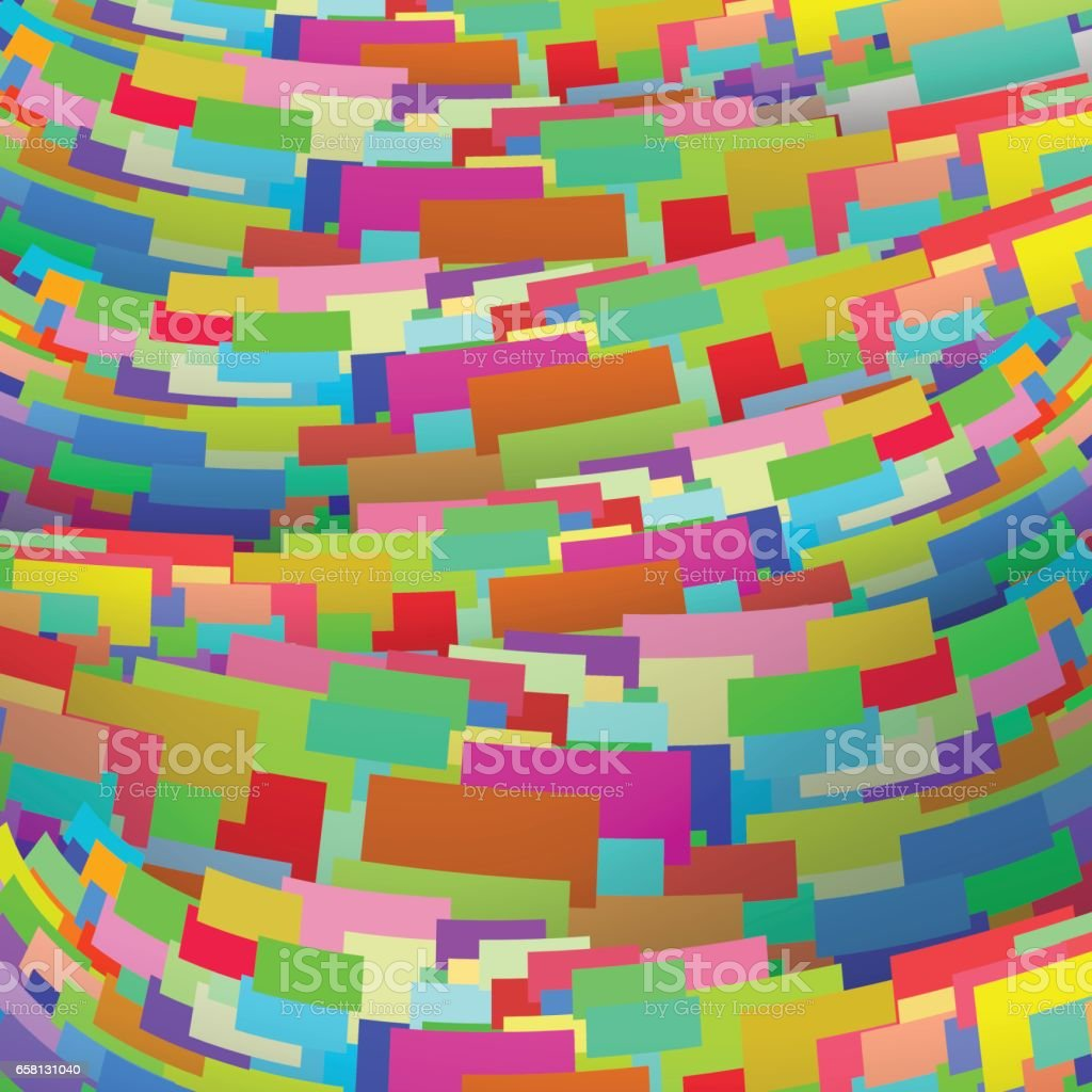 Abstract Mosaic Colorful Background royalty-free abstract mosaic colorful background stock vector art & more images of abstract