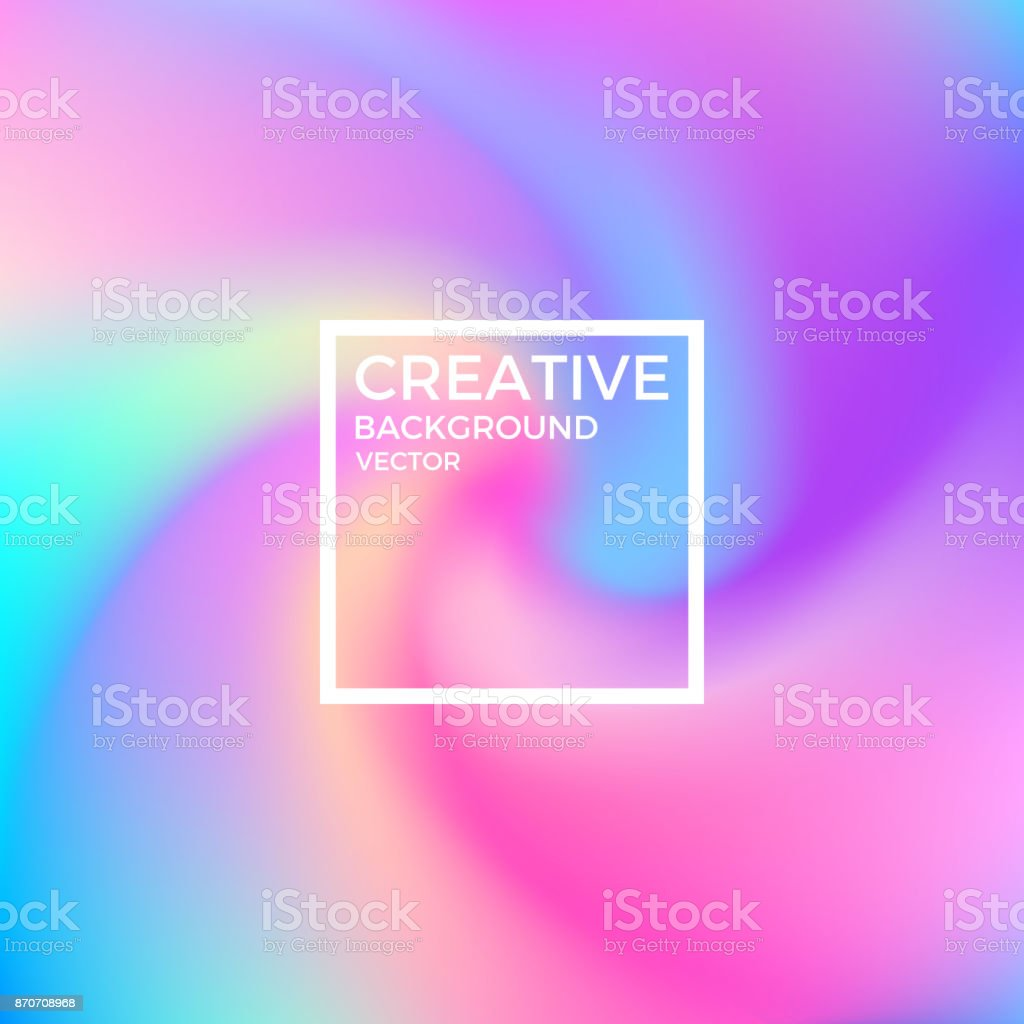 Abstract motion background. Multicolored background vector art illustration