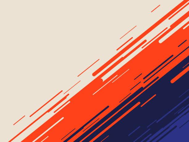 abstrakcyjne tło ruchu - ruch stock illustrations