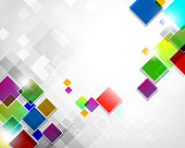 Abstract shiny colorful rectangles background with a space for your text. EPS 10 vector illustration, contains transparencies. High resolution jpeg file included(300dpi).