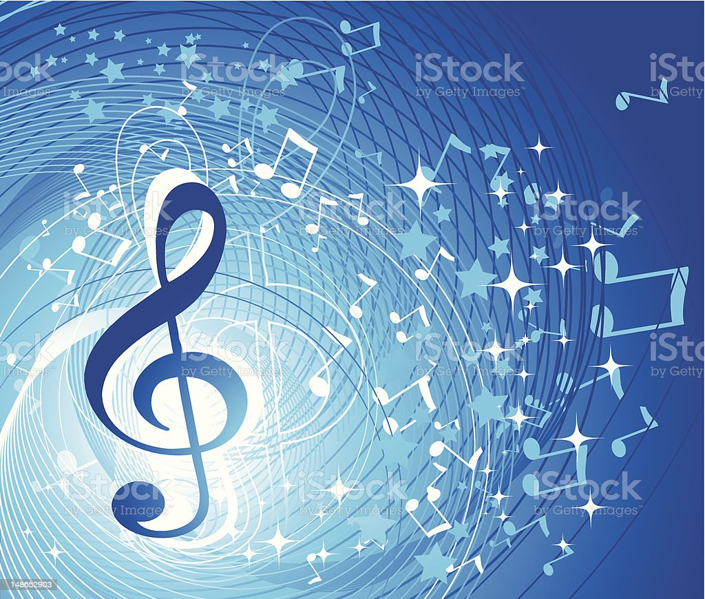 Abstract music background royalty-free abstract music background stock vector art & more images of abstract