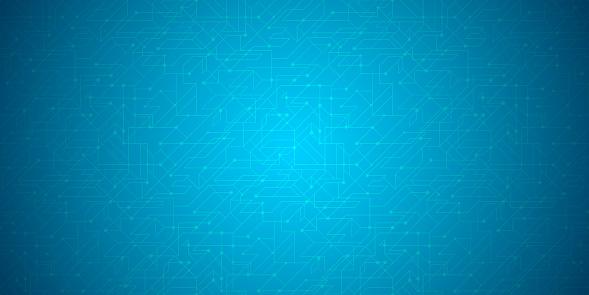 Abstract Network Background. Blockchain.Neural Network.