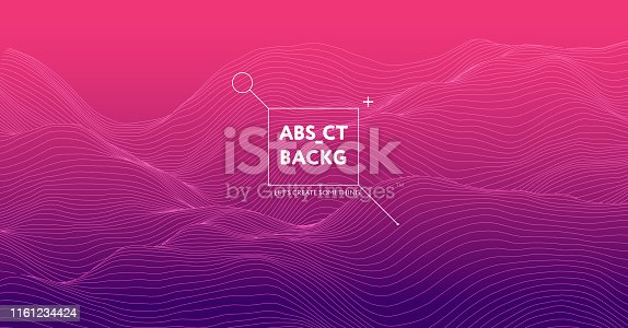 istock Abstract Network Background 1161234424