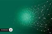 Data, Geometric Shape, Big Data, Circle, Technology, Green