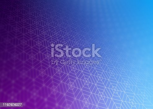 Abstract networking blockchain connected design background.