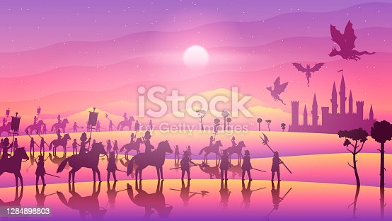dragon, abstract, army, back, background, battle, battlefield, beautiful, black, castle, cloud, clouds, deer, design, fight, forest, human, illustration, landscape, male, medieval, natural, nature, night, ninja, orange, outdoor, outdoors, park, people, pink, samurai, scene, silhouette, sky, soldier, sun, sunrise, sunset, sword, tree, vector, view, wallpaper, war, warrior, wildlife, wood, yellow