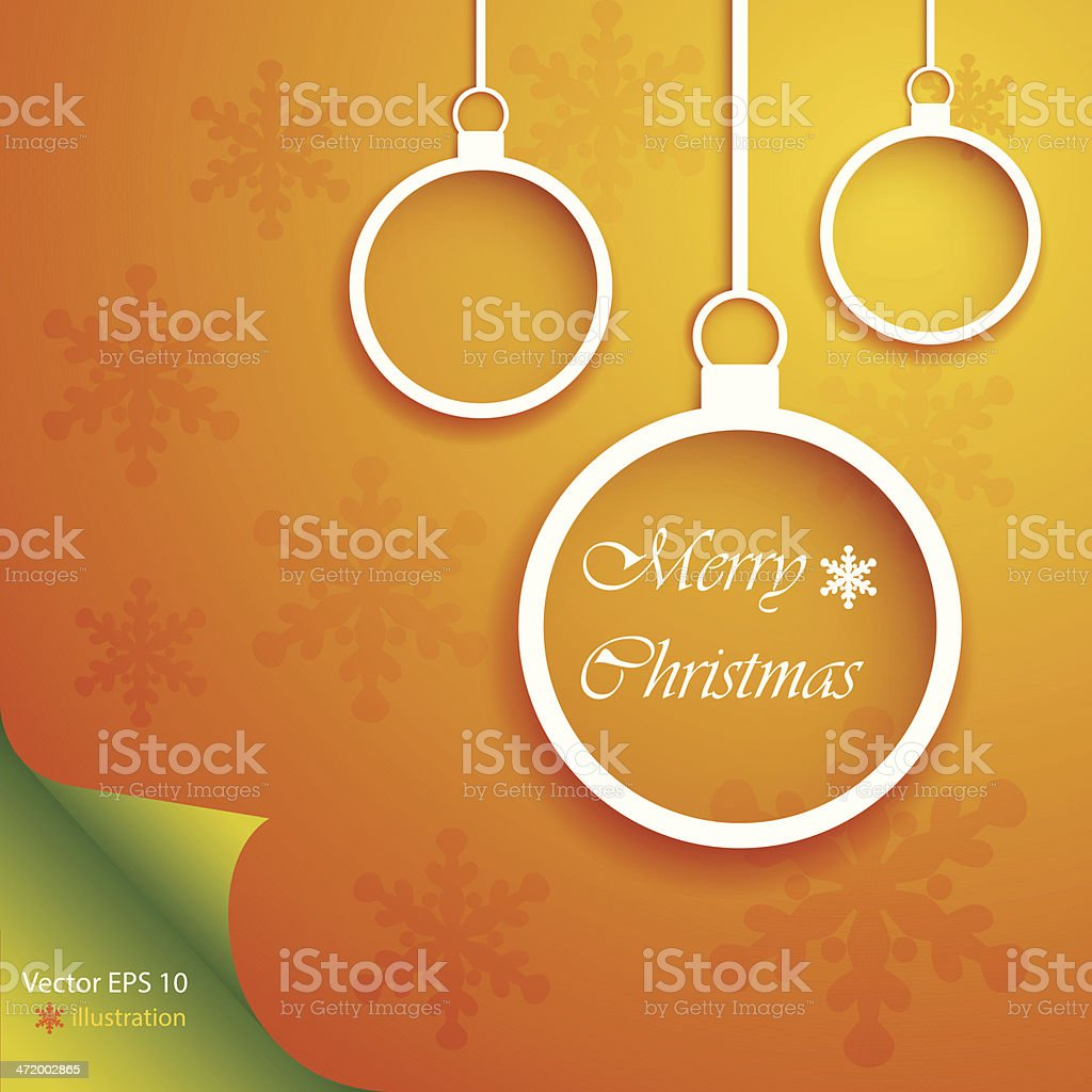 Abstract of Christmas ball royalty-free abstract of christmas ball stock vector art & more images of abstract