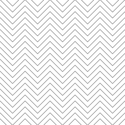 abstract of monochrome diagonal zigzag line pattern minimal background.